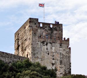 The Gibraltar Castle